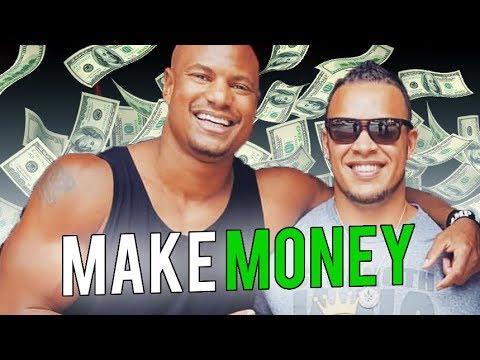 How To Get Rich W/ Elliott Hulse