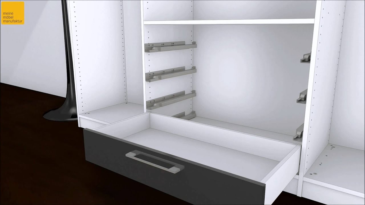 k che schubladen nachr sten fantastisch die vorstellung. Black Bedroom Furniture Sets. Home Design Ideas