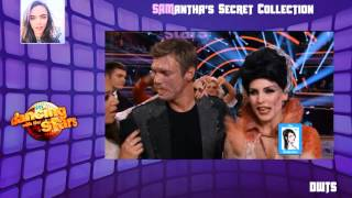 Dancing with the Stars 21 Nick Carter & Sharna | LIVE 10 26 15