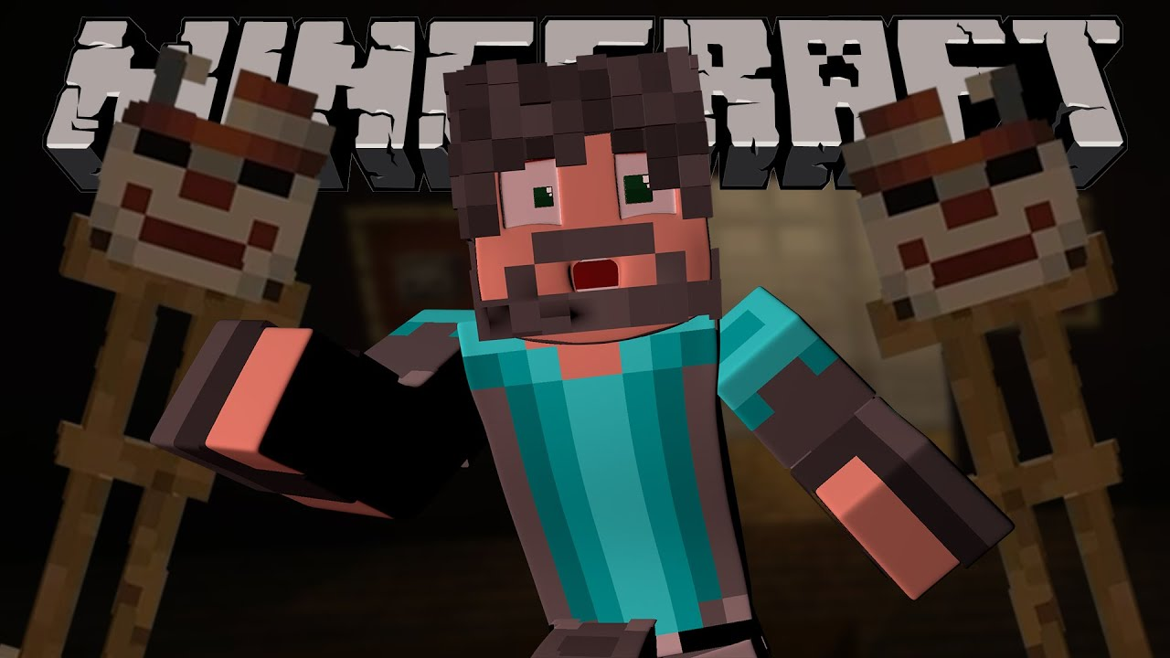 The Toy Maker is EVIL! Minecraft Custom Horror Map ...