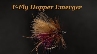 Fly Tying The Fly-Fly Hopper Emerger - AP Fly Tying