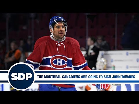 The Montreal Canadiens are Going to Sign John Tavares | The Steve Dangle Podcast