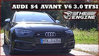 AUDI S4 AVANT | V6 3.0 TFSI | 354 KS | 0-100kmh ZA 4.9s - The Engine #25