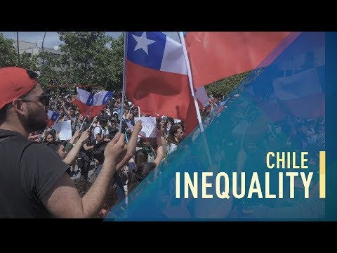 Chile reveals a serious failure in wealth distribution