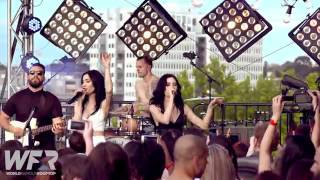 If You Love Someone - The Veronicas (World Famous Rooftop)