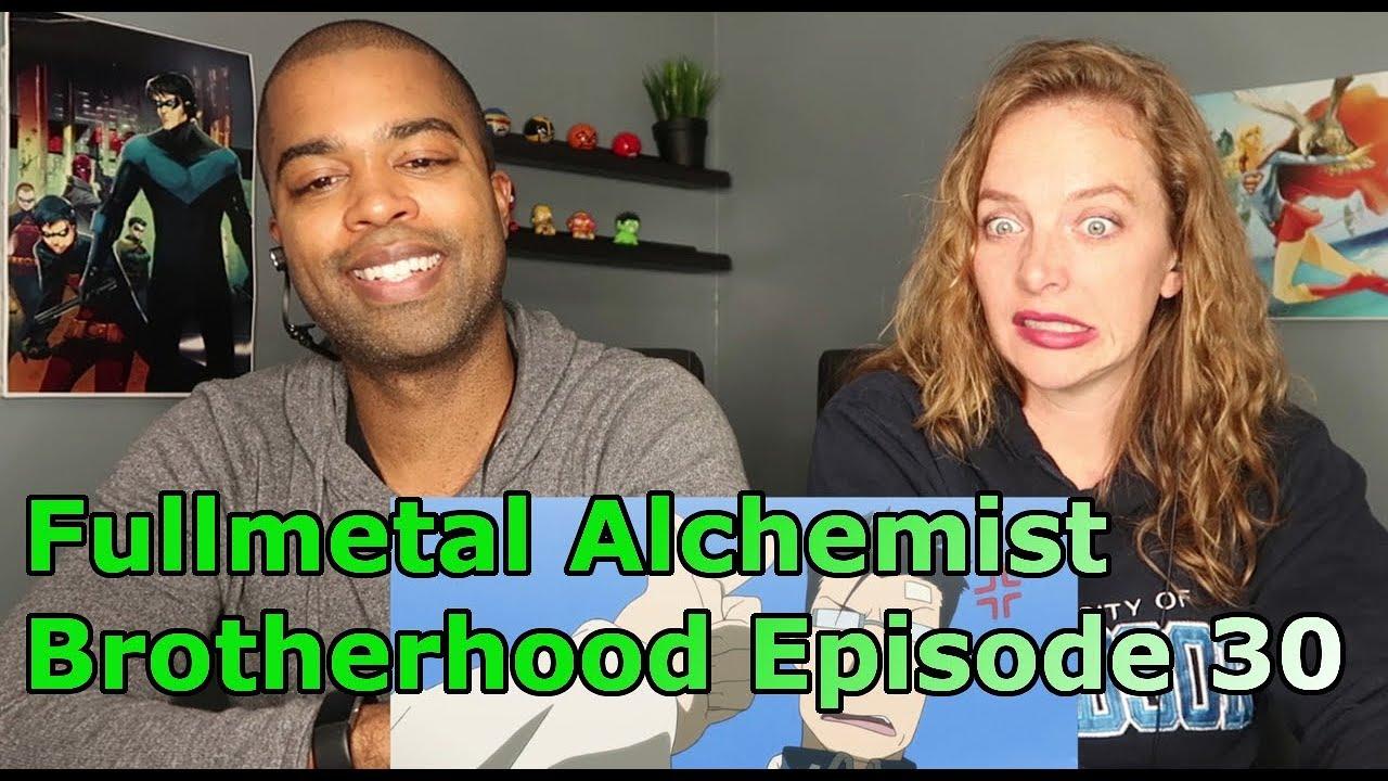 "Fullmetal Alchemist: Brotherhood Episode 30 ""The Ishvalan ..."
