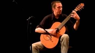 """Chacarera Ututa"" de Juan Falú por Mariano Ripesi - Festival ""Guitarras del Mundo"""