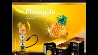 Review Argelini de pineapple abacaxi