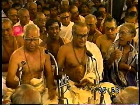 Sri Thyagaraja Aradhana 1994 - 01 Jagadanandakaraka - Nattai_10m 49s