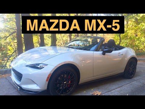 2016 Mazda MX-5 Miata Review - Best Drivers Car Under $50K
