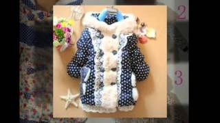 Toddler Winter Coats -- Keeps You Child Warm