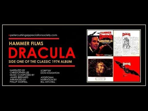 Hammer films Christopher Lee Dracula