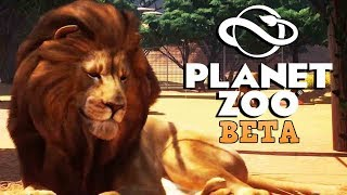 Making Animals and Guests Miserable - Planet Zoo Gameplay - Closed Beta