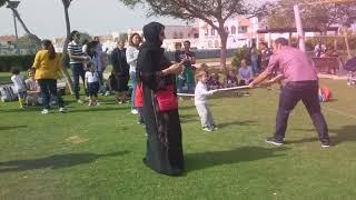 Preschool Sports Day 2018