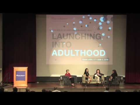 New Worlds of Adoption Conference: Launching into Adulthood -  Panel Discussion