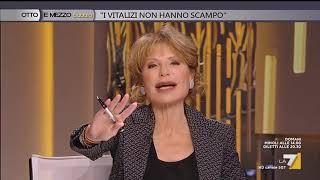 Carlo Tecce all'Avv Paniz 'Trovo vergognoso che non ricordi la cifra del suo vitaliz ...