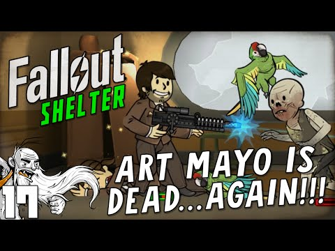 """Fallout Shelter Gameplay - """"NEW 1.7 UPDATE!!! NUKA WORLD!!!""""  (iOS/Android/PC) Lets Play Walkthrough"""