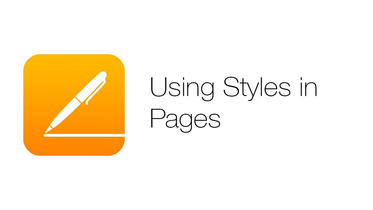 Sop-template-apple-iwork-pages-tutorial | productivity | pinterest.