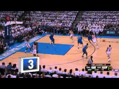 Monday's Top 5: NBA TV Top 5: April 30th (04/30/2012) (3rd Day Of The PlayOffs)