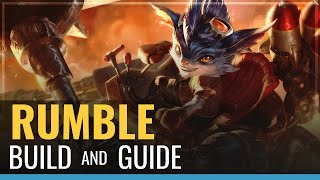 Rumble Build And Guide - League Of Legends