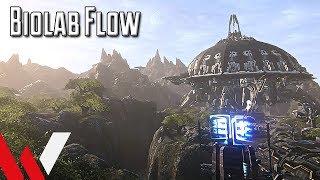 Updated BioLab Flow (on Amerish) - PlanetSide 2