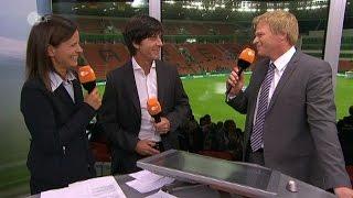 Kahn als ZDF Experte: Deutschland - Südafrika 2:0 | 2009