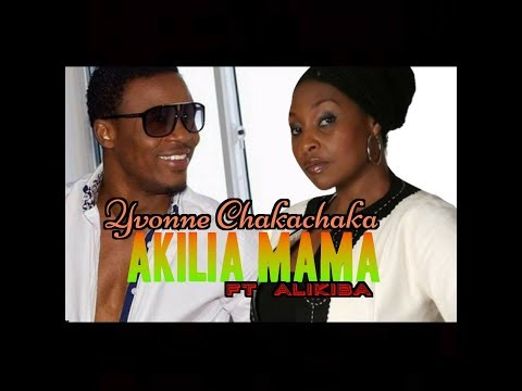 Yvonne Chakachaka ft Alikiba - #AkiliYaMama  (Oficial Music Video)