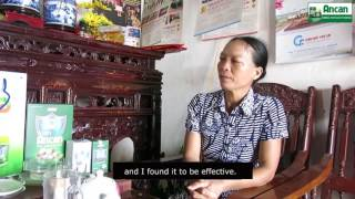 The journey through and beyond the liver cancer of Mrs. Chien