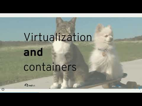 [2017] Running Virtual Machines on Kubernetes with libvirt & KVM by Fabian Deutsch & Roman Mohr