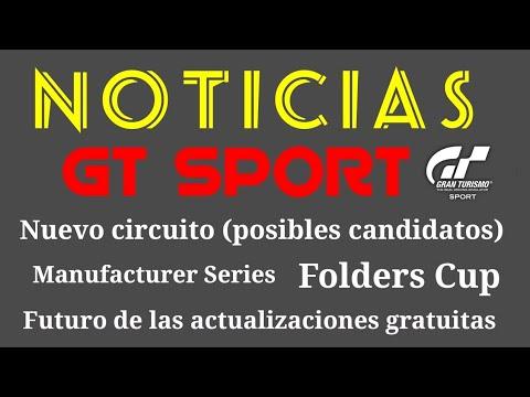 Gran Turismo Sport - Noticias y próximas novedades del juego   Nuevo circuito   Folders Cup thumbnail
