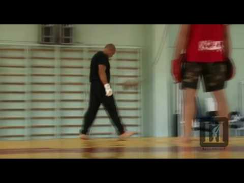 Fedor  Emelianenko -Punching power-Training after werdum loss