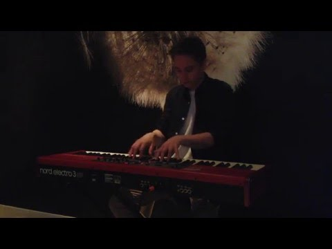 Lange Frans & Baas B - Het Land Van Piano Cover