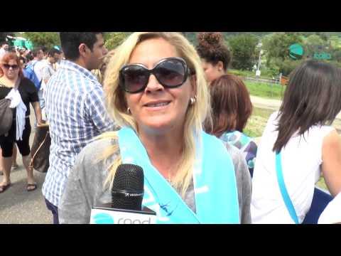 La tifosa Melina   Partorirò allo stadio S Paolo in caso di Scudetto del Napoli