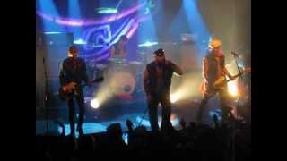 Turbonegro - Mister Sister (Live In Helsinki 16.11.2012)