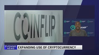 OnRamp Invest CEO Tyrone Ross talks expanding use of Cryptocurrency