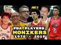 List of PBA Player MONIKERS and Nicknames (Part 3)