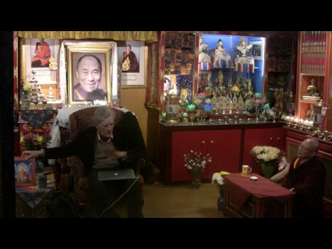 Living Buddhist Ideals in the Western world with Prof. Robert Thurman