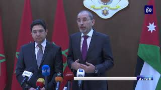 خريطة طريق مفصلة للتعاون بين الأردن والمغرب (20/7/2019)