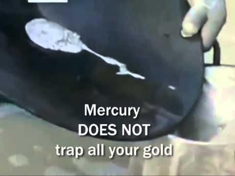 Safe mining practices and Mercury use in gold mining.