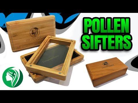 Pollen Sifter Box