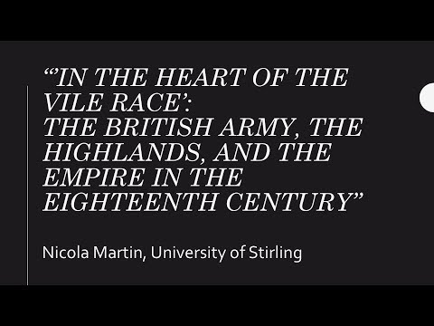 """Nicola Martin, '""""In the heart of the vile race""""'"""