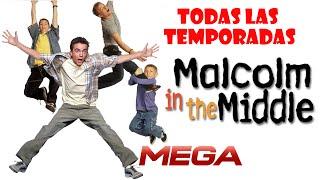 Tener-Descargar Todas Las Temporadas De Malcolm El De En Medio, Español Latino - MEGA - 2015