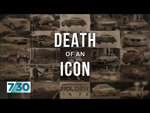 A racing driver, a worker and an enthusiast reflect on the end of Holden | 7.30