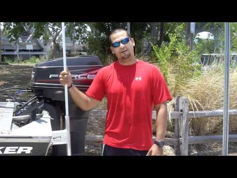 Henry Zuniga   Fish Hunter Package   Dig IN Shallow Water Anchors