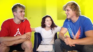 Jake & Logan Paul Therapy Session (Hosted by Danielle Bregoli)