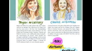 Ask! Authors! Anything! with Megan McCafferty: Ep. 6 Cammie McGovern