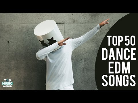 Top 50 Dance EDM Songs Of The Week - January 21, 2017