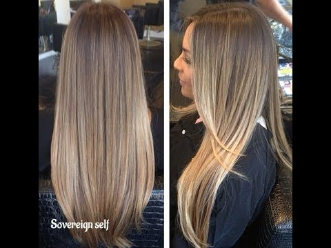 Change Your Hair Color To Dirty Blonde Get Silky Straight Blonde