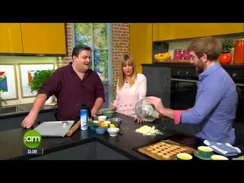 How To Make Crème Brûlée With Patrick Ryan From The Firehouse Bakery