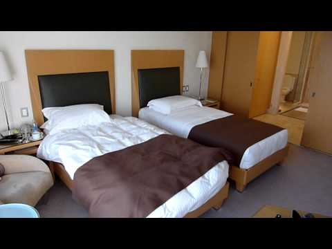 Grand Hyatt Hotel Sao Paulo Brazil Room Video
